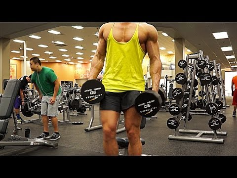 jeff seid - Leg Workout: http://youtu.be/Apm7CdnsZNo ▻▻▻ Website: http://www.jeffseid.com ▻▻▻ Facebook: http://www.facebook.com/officialjeffseid ▻▻▻ Instagram: http://in...