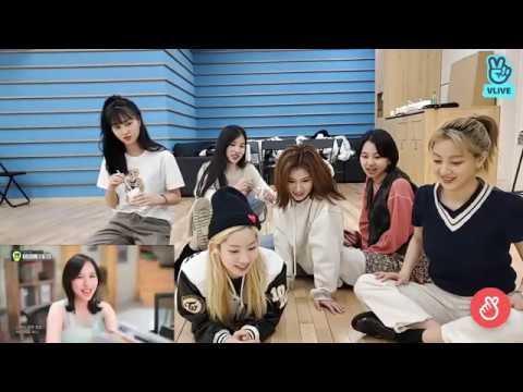 TWICE REACTS TO 'TWICE SONG'