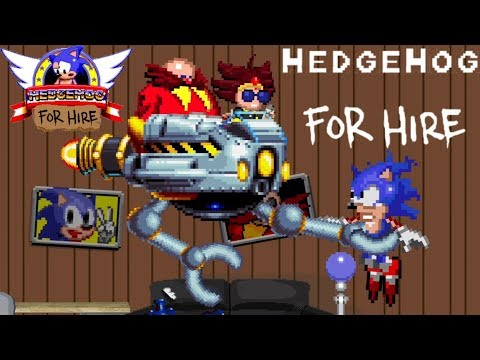 Sonic For Hire - Season 8 FULL (Hedgehog For Hire)