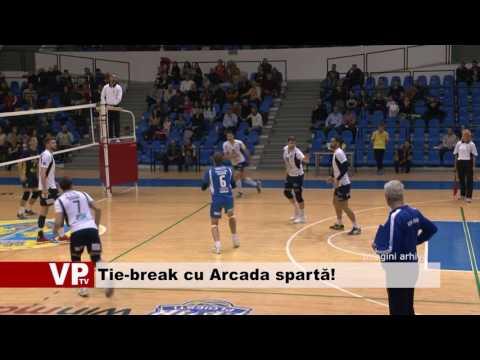 Tie-break cu Arcada spartă!