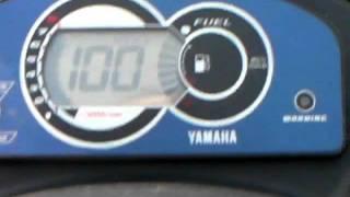 3. '03 Yamaha  GP1300R TopSpeed