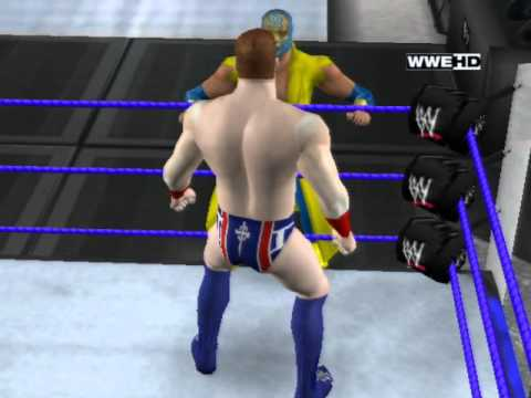 Sin Cara Best Moves WWE RAW Ultimate Impact 2011