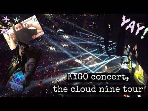 KYGO CONCERT the cloud nine tour l Ally Araya
