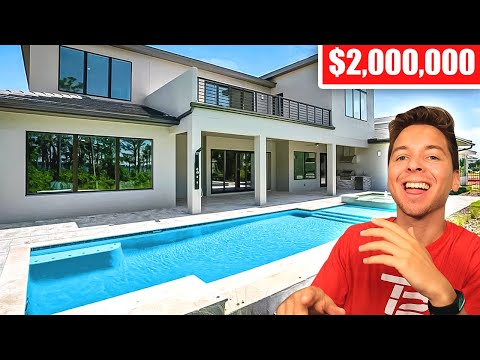 My NEW $2,000,000 House Tour!
