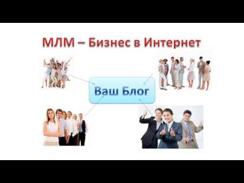 МЛМ – Бизнес через Интернет.