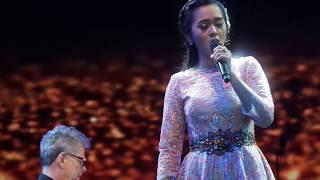 Putri Ayu Feat. David Foster - Time To Say Goodbye (2017)