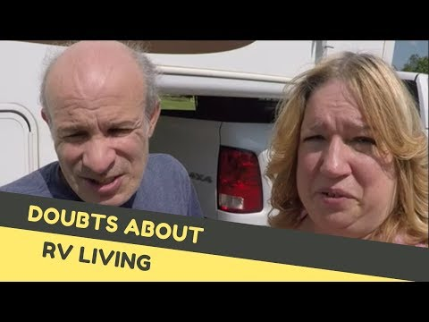 Doubts About RV Living