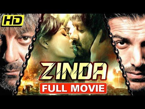ZINDA Full Movie | Sanjay Dutt | John Abraham | Latest Hindi Action Full Movie|Hindi Thriller  Movie