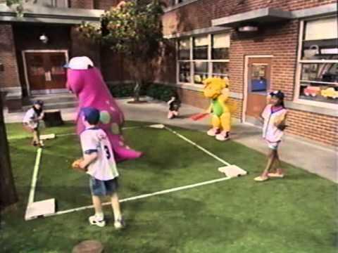 Barney's 1-2-3-4 Seasons Part 3