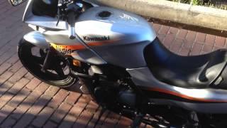 7. My 2004 Kawasaki Ninja 500R