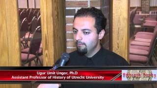 Interview with a Dutch scholar of genocide and mass violence, Ugur Umit Ungor