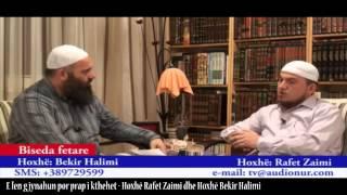 E len gjynahun por prap i kthehet - Hoxhë Rafet Zaimi dhe Hoxhë Bekir Halimi