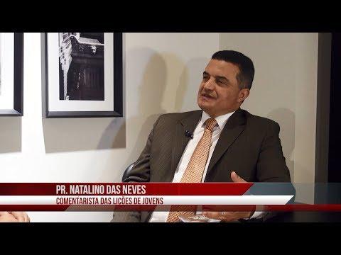 CPAD News 88 - Entrevista com Pr. Natalino das Neves