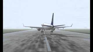 Diqing China  city images : Embraer ERJ-190 Approach to Diqing ZPDQ rwy16 (Shangri-La China) (FS9)