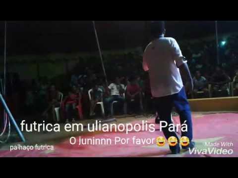 Mundial circus Palhaço futrica em ulianopolis no Pará