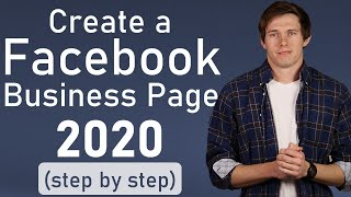 2020 Facebook Business Page Tutorial (For Beginners) Step by step