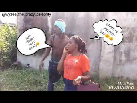 Comedy- Stand By You By Wyzee(music By Kcee)