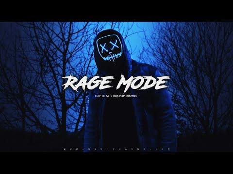 'RAGE MODE II' Hard Rap Instrumentals | Aggressive Trap Beats Mix 2018