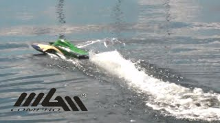 RC PowerBoat ML Boatworks GP 310 with MGM COMPRO ESC