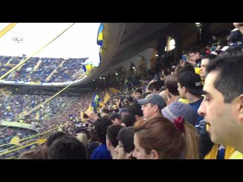 Boca Banfield 2015 - Entra la 12 - La 12 - Boca Juniors