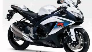 3. 2009 Suzuki GSX-R 750 - Features & Specs