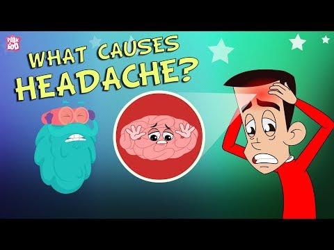 What Causes Headache? | The Dr. Binocs Show | Best Learning Videos For Kids | Peekaboo Kidz