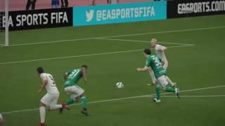 FIFA16 PALMEIRAS X SANTOS AO VIVO FIFA16.