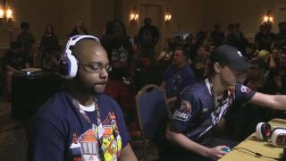 http://bit.ly/2fT82KSWatch Sui Master battle Thulius in the Pokkén Tournament Grand Finals at CEO 2017! Learn more about Pokkén Tournament on our site!