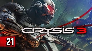 Crysis 3 Walkthrough - Part 21 Last Stretch PC Ultra Let's Play Gameplay Commentary