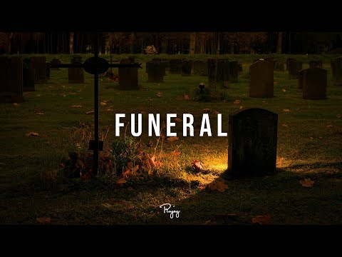 """Funeral"" - Storytelling Rap Beat | Free New Hip Hop Instrumental Music 2018 | Ihaksi #Instrumentals"