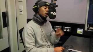 Scrufizzer freestyles for Toddla T on BBC Radio 1