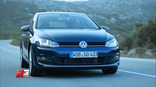 VOLKSWAGEN GOLF 7 2013 - TEST DRIVE
