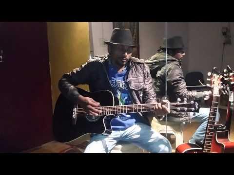 Lukka Chuppi Rang De Basanti guitar cover