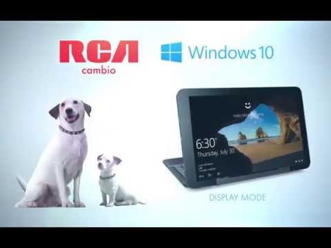 RCA Tablets | Cambio 10.1