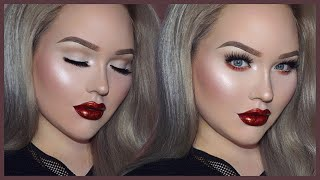 EASY Fall Vibes Glowy GLAM Makeup Tutorial by Nikkie Tutorials
