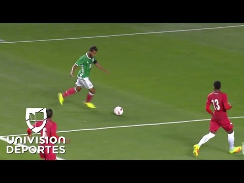 Панама - Мексика 0:1. Видеообзор матча 12.10.2016. Видео голов и опасных моментов игры