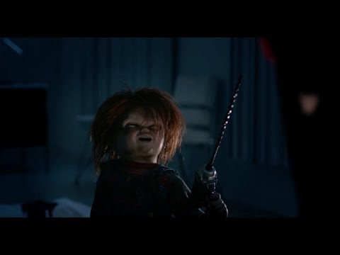 Cult of Chucky (2017) Horrible (10/10) Movie Clip