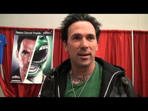 POWER RANGER JASON DAVID FRANK AT  (MONTREAL COMICCON) SEASON XERO