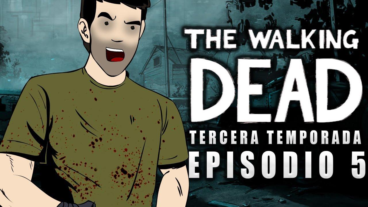 """The Walking Dead (T3) – Capítulo 5 """"Como un padre para Clem"""""""