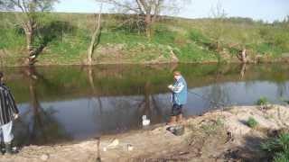 рыбалка весна 2013 HD