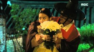 Video [Scholar Who Walks The Night] 밤을 걷는 선비 1회 - 'KISS' Lee Joon-ki & Kim So-eun 20150708 MP3, 3GP, MP4, WEBM, AVI, FLV Januari 2018