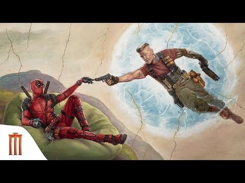 Deadpool 2 - Deadpool Meets Cable [ซับไทย]