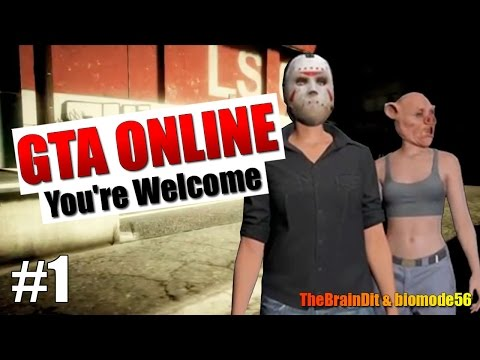 GTAO - You're Welcome [TheBrainDit & biomode56] (360p)