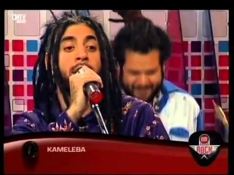 Kameleba video Satta Massagana - Acústico CM Rock 2013