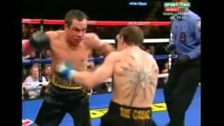 Най-добрите удари в бокса!!!