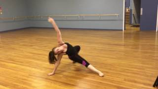 Self Choreo; His Daughter By: Molly Kate Ketsner