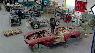 Video The Restoration of Elvis' BMW 507 MP3, 3GP, MP4, WEBM, AVI, FLV September 2018