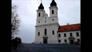 Tihany Hungary  city photo : Deka keeps up 4. - Tihany Abbey- Tihany-Hungary