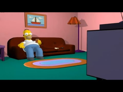 The Simpsons - Full Episode 1 The Simpsons Hit and Run