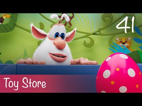 Booba - Toy Store - Episode 41 - Cartoon for kids